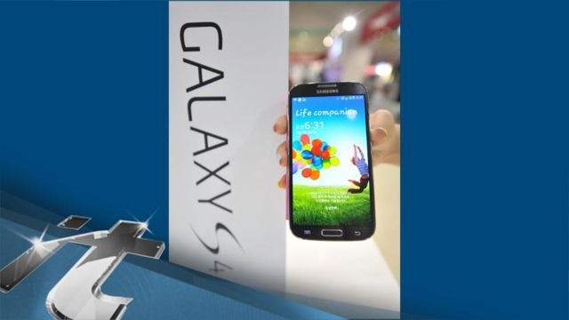 News video: Smartphone News Byte: Too Many Stars in the 'S4' Galaxy Dull Samsung's Brand